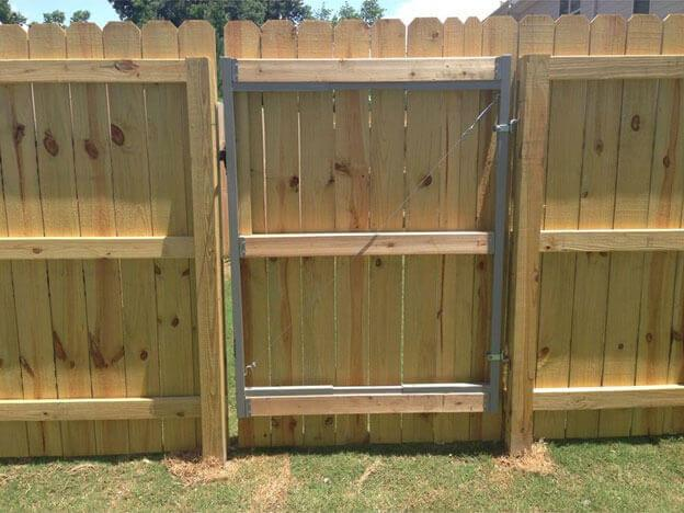 Privacy Fence Houston TX